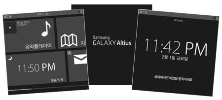 Samsung smartwacth captura pantalla