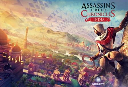 Assassin's Creed Chronicles nos llevará por la India y  hasta Rusia a principios de 2016