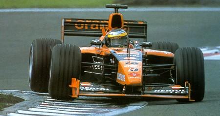De La Rosa Arrows Austria 2000