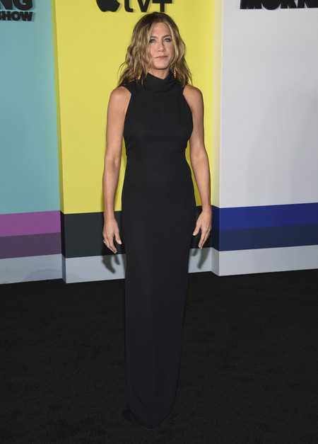 Jennifer Aniston premiere the morning show