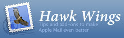 Hawk Wings: El blog exclusivo sobre Apple Mail