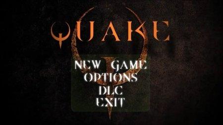El 'Quake' original visto según la moda actual de los FPS. Meh!