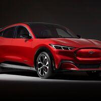 Ford ya fabrica más Mustangs eléctricos que de gasolina