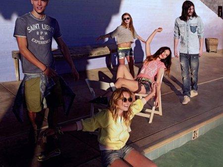 Shorts Bershka verano 2012