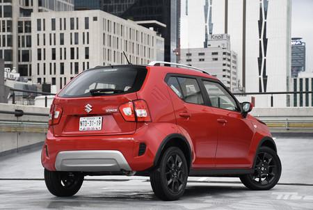 Suzuki Ignis 2021 Opiniones Prueba Mexico 5