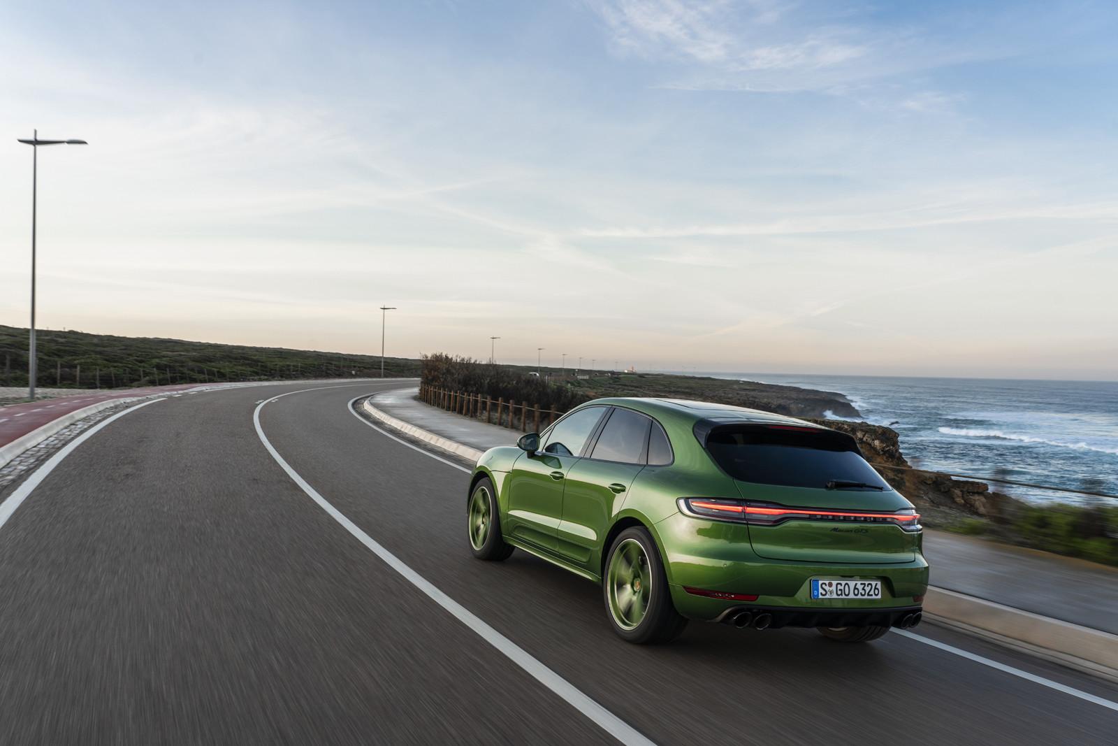 Foto de Porsche Macan GTS 2020 (presentación)q (20/149)