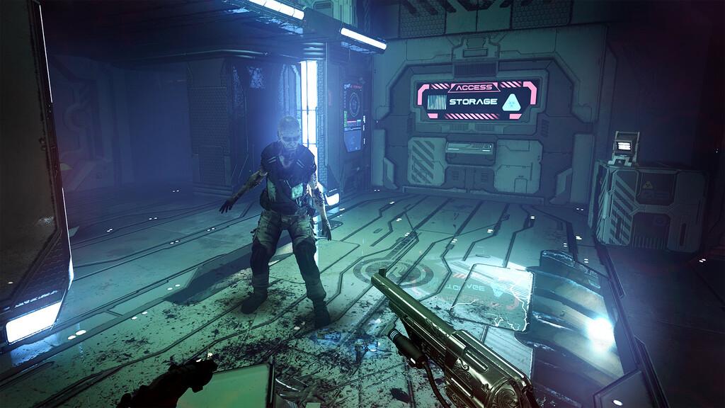 Sony se hace con la propiedad de Firesprite, creadores de The Persistence, y ya trabajan en dos títulos exclusivos