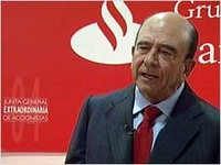 Banco Santander aumenta capital