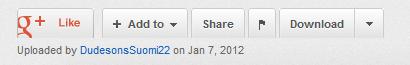 """Google experimenta y cambia temporalmente los """"pulgares"""" de YouTube por un botón """"+1"""""""