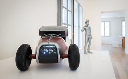 El carruaje del siglo XXI es un futurista coche autónomo y lo firma Skoda