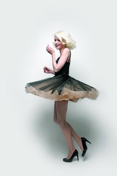 Vestidos de tul para sentirse una bailarina de ballet