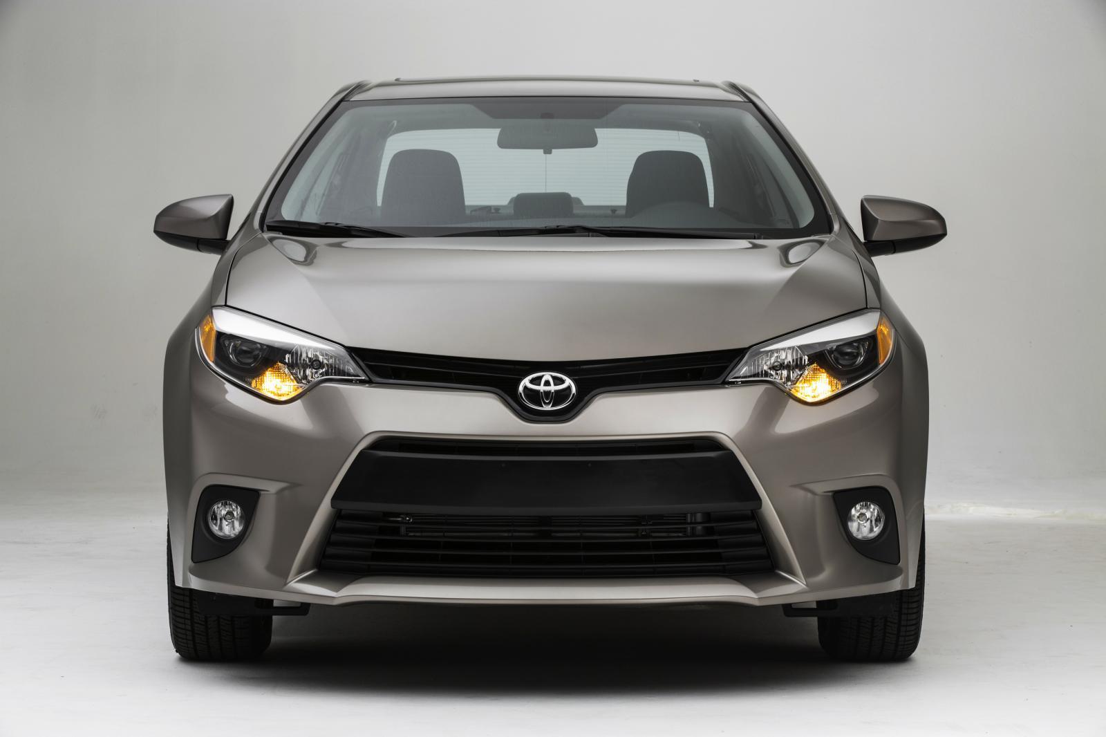 Foto de 2014 Toyota Corolla (16/22)