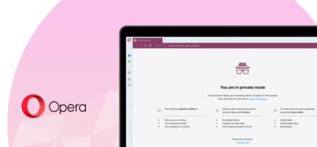 Ya puedes descargar Opera 63 con un modo de navegación privada mejorado y más honesto