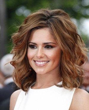 La mejor maquillada en Cannes es Cheryl Cole