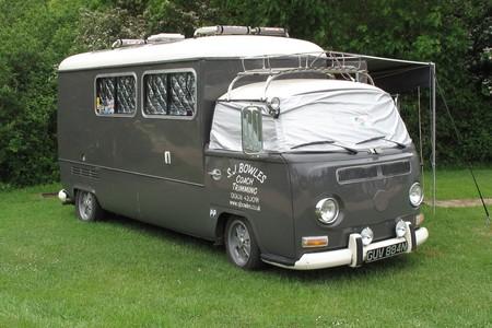 Dormir Autocaravana Camper 2