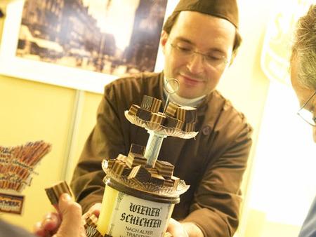 Choco Vienna 2008, gran fiesta del chocolate