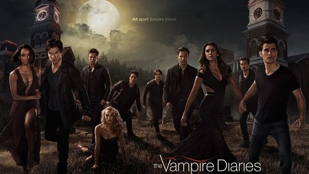 Tthe Vampire Diaires Season 8 Spoilers Tvd Bosses Has Finalized The Finale Tragic Ending No Nina Dobrev But Kristen Stewart Will Make A Cameo