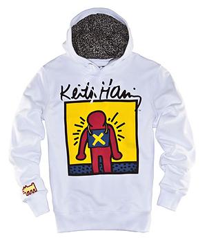 Las sudadera y camisetas de Zara by Keith Haring