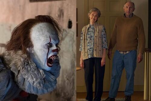 Las 11 mejores películas de terror para ver gratis en abierto este fin de semana (30 octubre-1 noviembre): 'La visita', 'It' y más