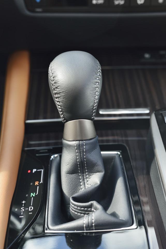 Foto de Lexus GS 300h (27/153)