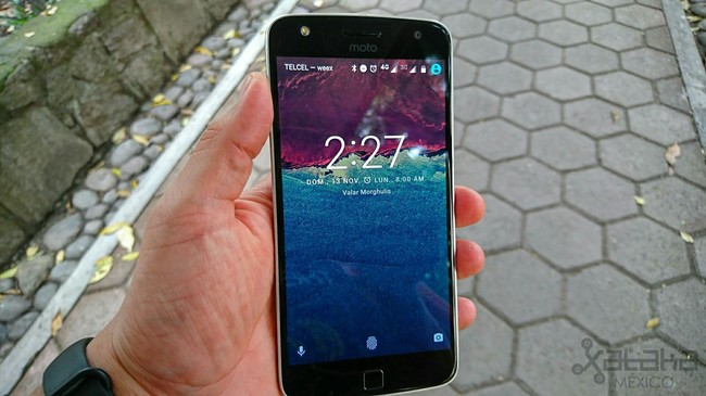 Moto Z Play empieza a recibir Android 7.0 Nougat en México