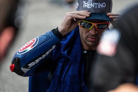 Marco Melandri se retira: colgará el casco al terminar la temporada 2019 en WSBK