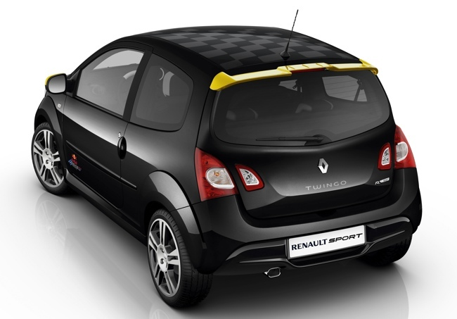 Renault Twingo R.S. Red Bull Racing RB7 03