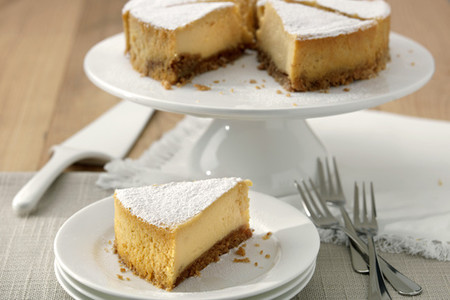 Receta de tarta de queso