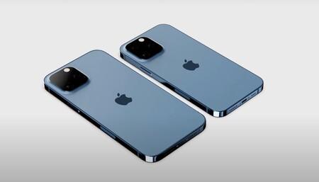 Una nueva filtración apunta a un iPhone 13 con pantalla siempre encendida, Touch ID debajo de la pantalla y mejoras en la cámara