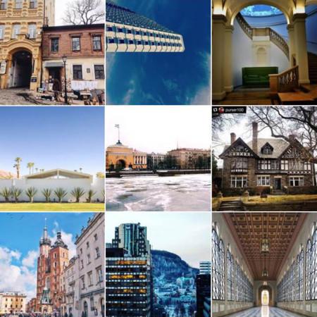11 cuentas en Instagram de fotografía de arquitectura a seguir