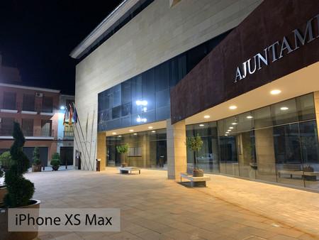 Iphone Xs Max Auto Noche