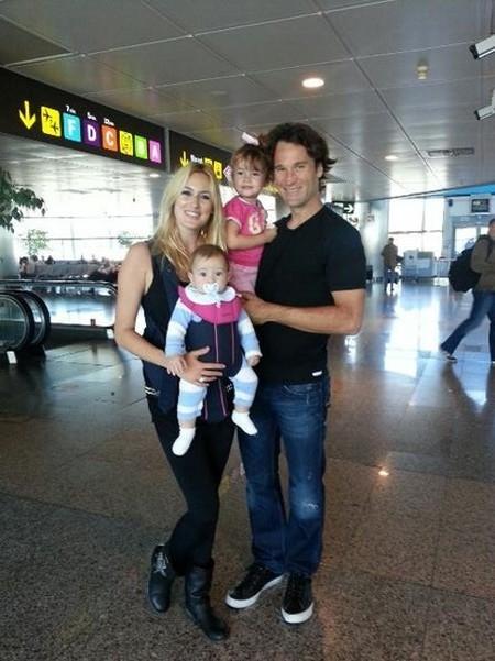 Ya sabemos el sexo del churumbel de Carolina Cerezuela y Carlos Moyá...