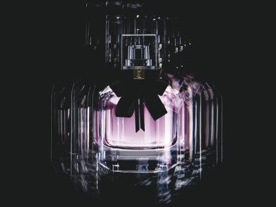 Pasión desenfrenada con el nuevo perfume de YSL: Mon Paris