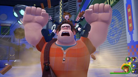 Kingdom Hearts Iii Rompe Ralph