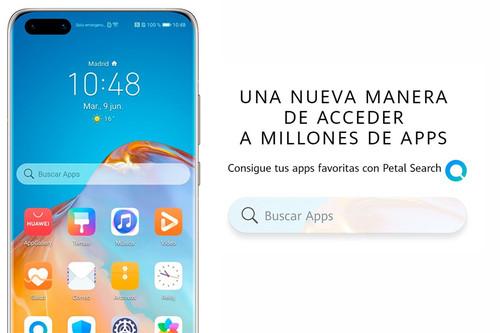 Probamos Petal Search: así es la alternativa de Huawei a la aplicación de Google