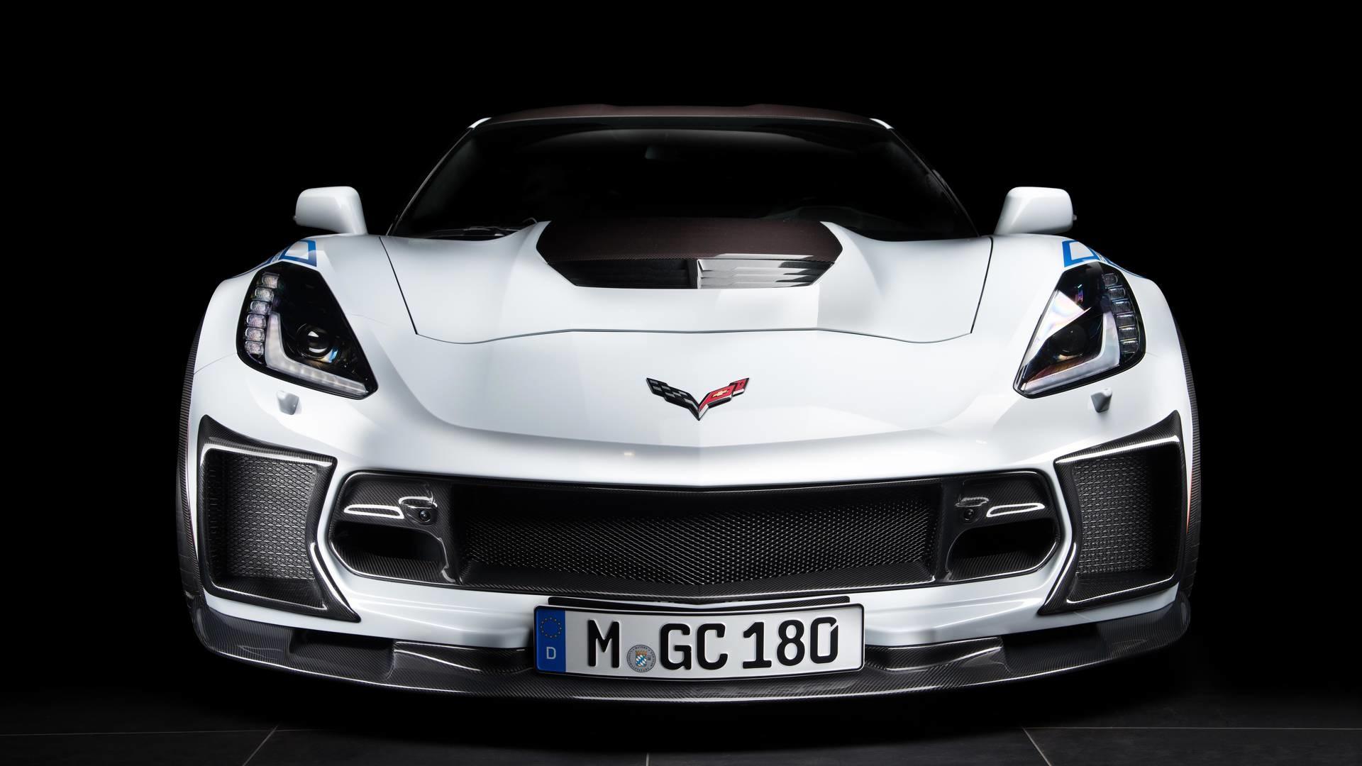 Foto de Corvette Z06 Geiger Carbon 65 Edition (1/15)