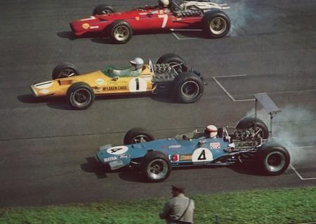 Stewart Hulme F1