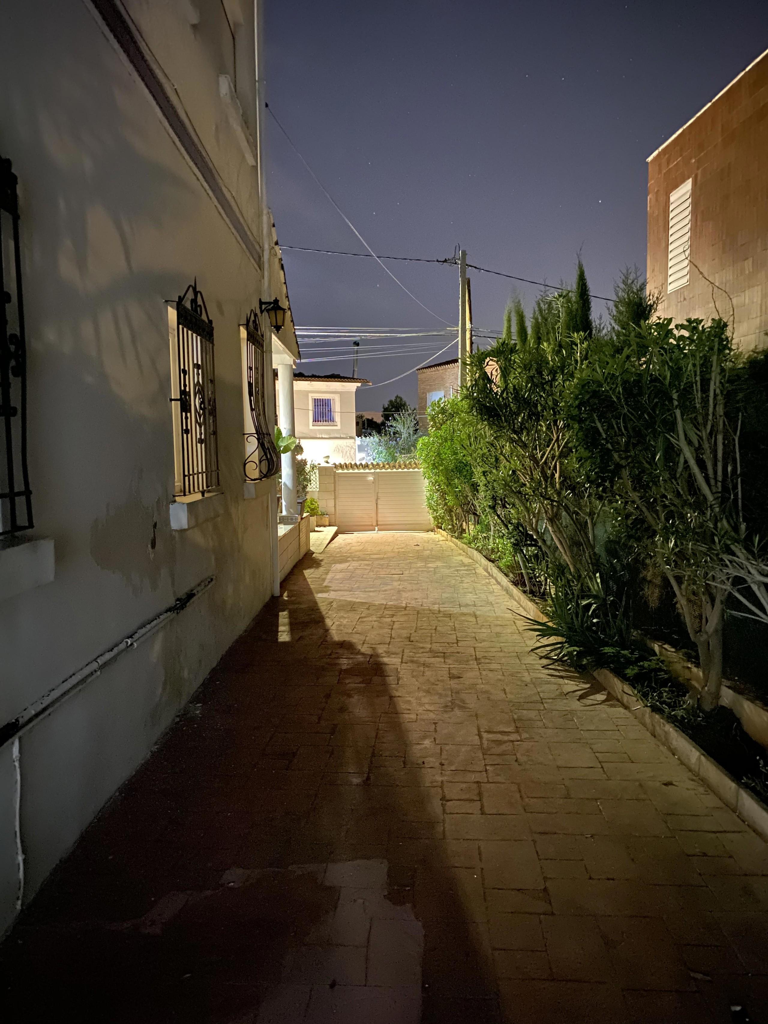 Foto de iPhone 11, modo noche (3/23)