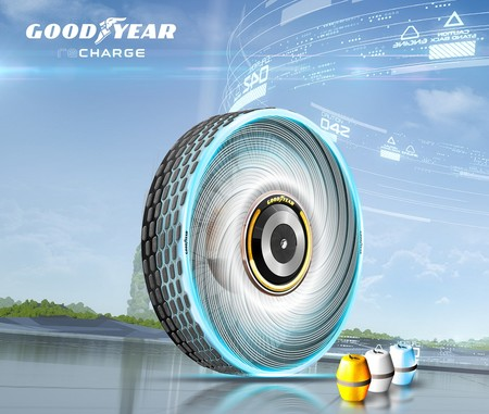 Neumatico Autoregenerable Goodyear 4