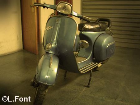 Vespa Sprint 150 1966