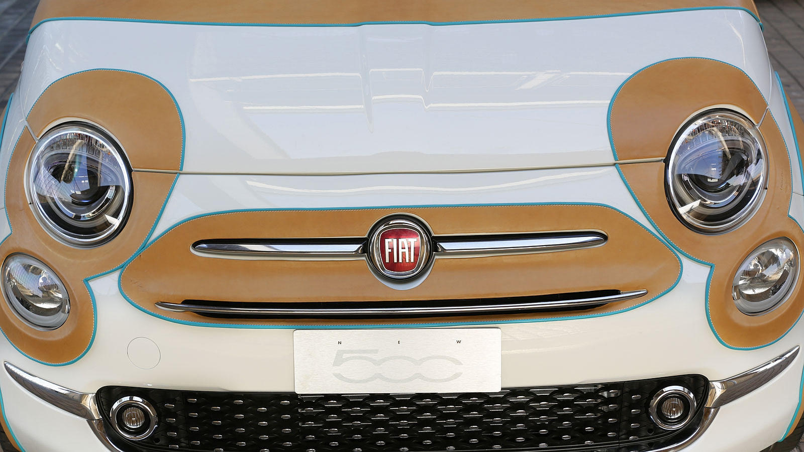 Foto de Fiat 500 x Stefano Conticelli (1/9)
