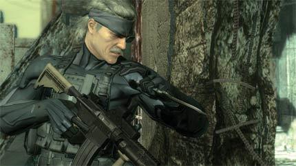 El Blu-ray no tiene capacidad suficiente para 'Metal Gear 4'