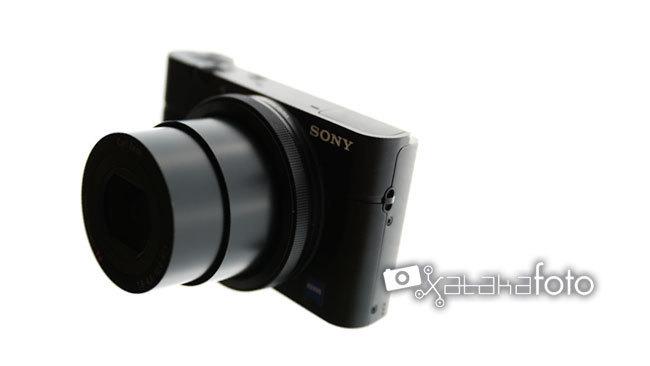 Sony RX100 a prueba en Xataka Foto