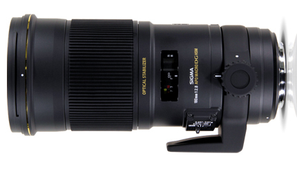 Sigma anuncia su Sigma APO Macro 180mm f/2.8 EX DG OS HSM