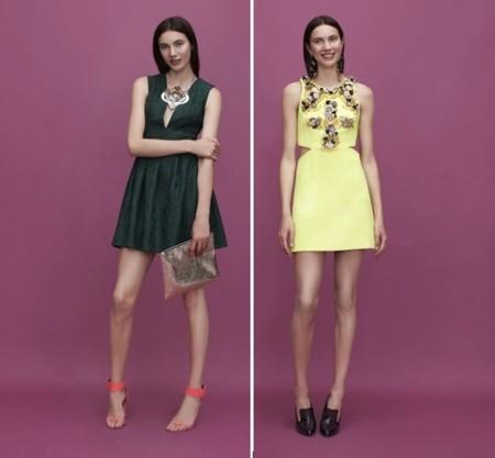 asos navidad 2013 vestidos mini