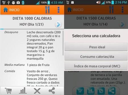 App dieta puntos gratis