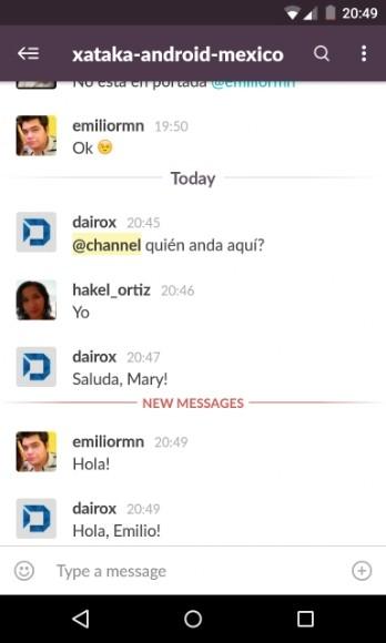 Slack 2 Xataka Android Mexico