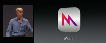 Metal Apple Graficos