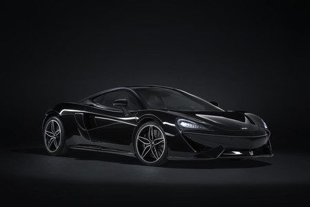 McLaren apuesta todo al negro con el 570GT Black Collection