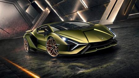 Lamborghini Siàn 3
